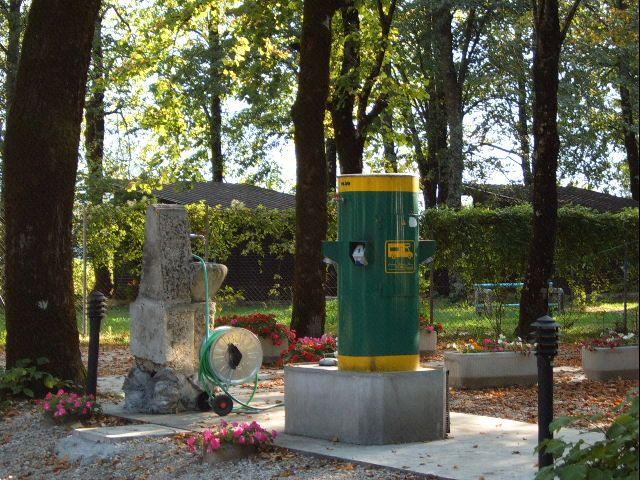 avtodomsko postajališče-kamp Polovnik