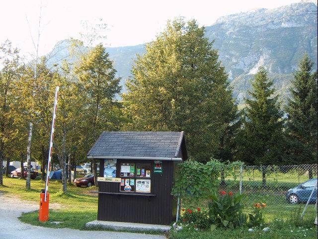vhod v kamp Polovnik